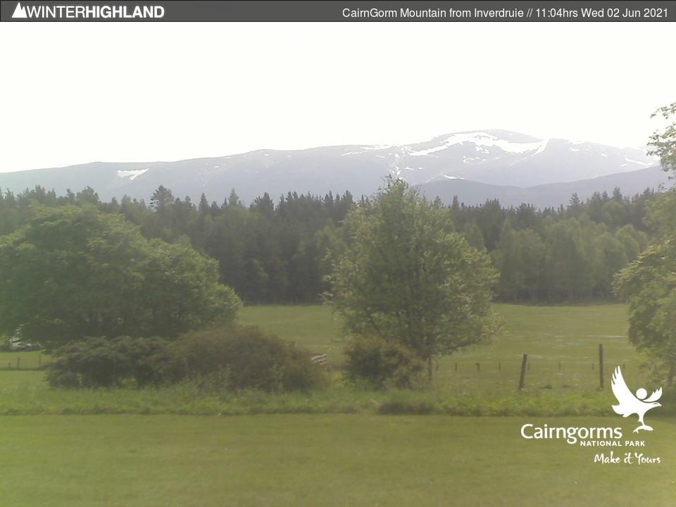 Lairig Ghru webcam, Aviemore